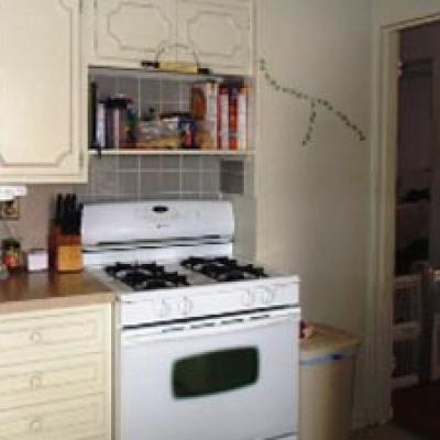 Kitchen of Legal 2-Family for sale in New Dorp Staten Island New York