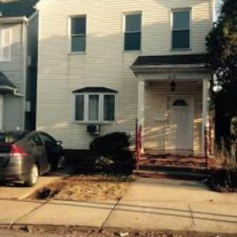 Four bedroom colonial with great potential in Rosebank Staten Island New York