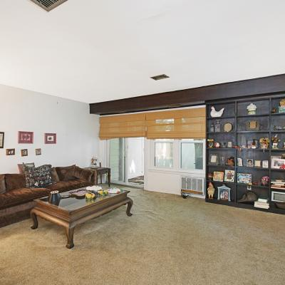 Living Room of 4 Bedroom Dream Home on a Corner Lot in Staten Island New York Awaits You