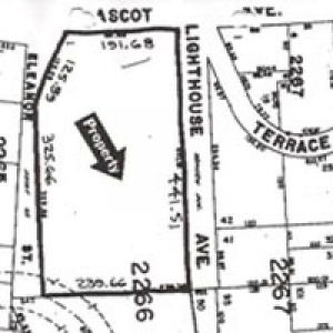 Land for sale on Light House Hill, Staten Island, New York 10306