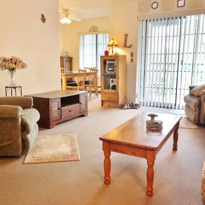 Living Room -- Condo for Sale -- Elmwood Park Drive Staten Island New York