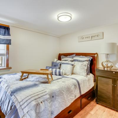 Bedroom of Fabulous House for Sale in South Beach, Staten Island, New York