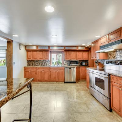 Kitchen of Fabulous House for Sale in South Beach, Staten Island, New York