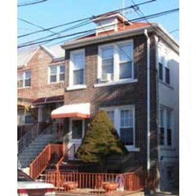 2-Family All Brick in Prime Location -- Homecrest Brooklyn, New York