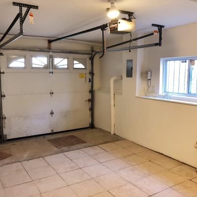Garage - Convenient To Everything! 2 BR Semi For Sale In Graniteville, Staten Island New York