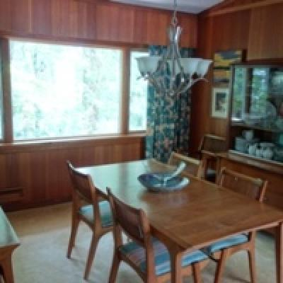 Dining - Half Acre Country Setting for sale - High Rock - Staten Island New York