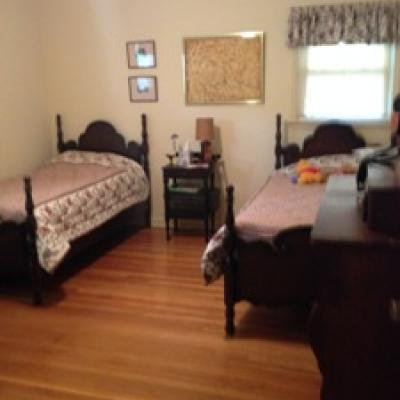 Bed Room - Half Acre Country Setting for sale - High Rock - Staten Island New York
