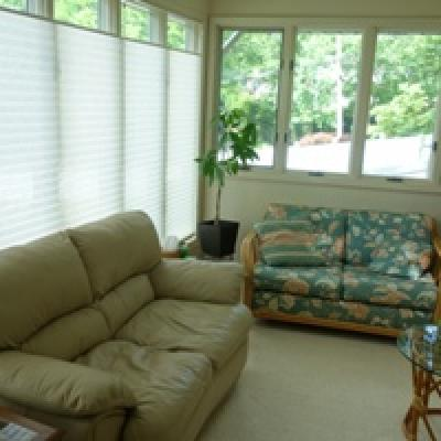 Living Room- Half Acre Country Setting for sale - High Rock - Staten Island New York