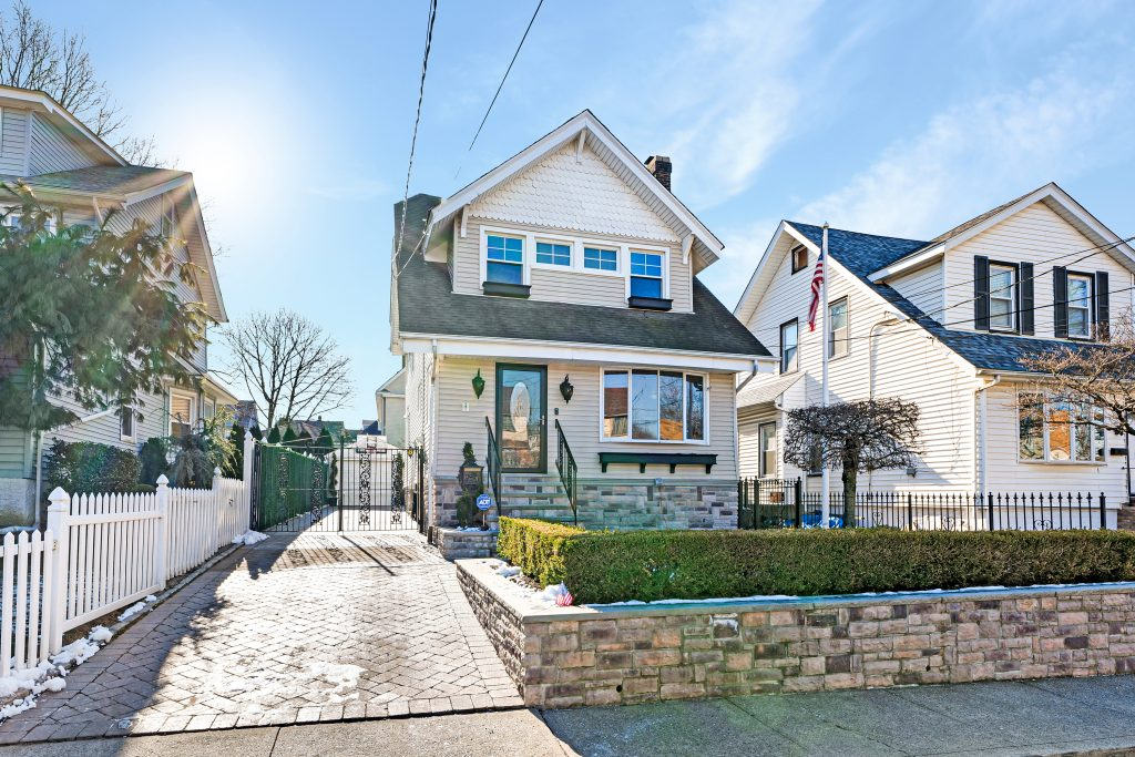 Single Family Detached FOR SALE In Castleton Corners Staten Island, NY 10314